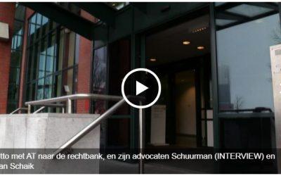Rechtbank laat Klaas Otto vrij, maar wel met enkelband